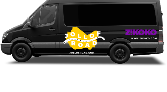 Jollof Road Battle Bus