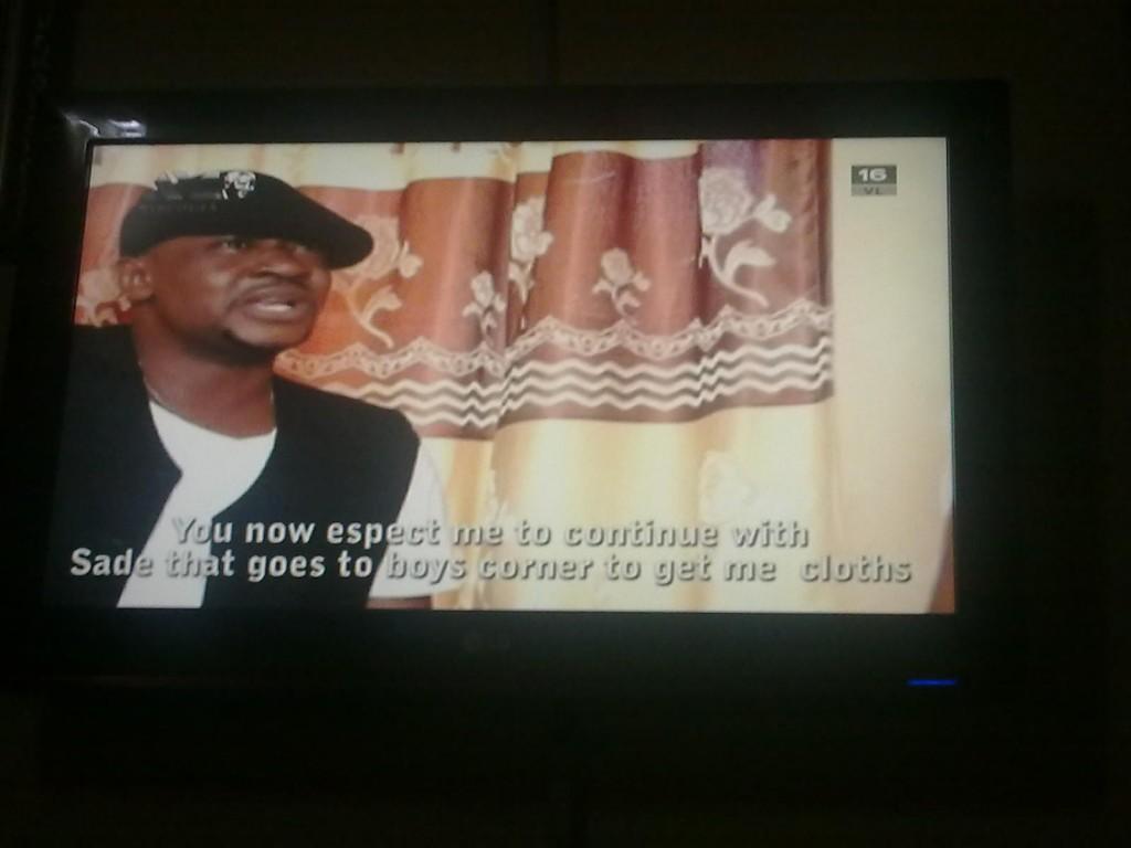 Funny Yoruba Subtitle 29- Zikoko