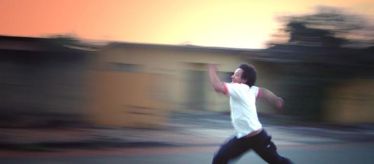 08 run away