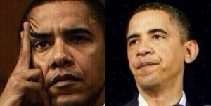 obama stressed
