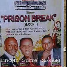 the one about prison break