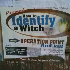 the one about witches