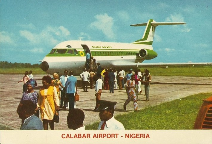 Calabar airport