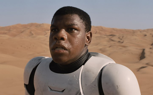 Rising through the acting ranks of Hollywood, he got the lead role playing Finn in the latest release of fan fiction series Star Wars.