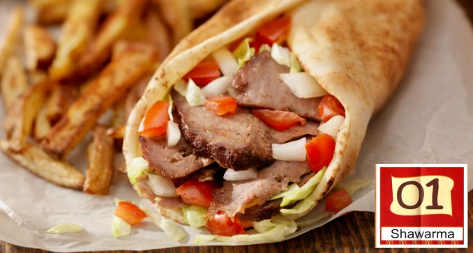 01 Shawarma