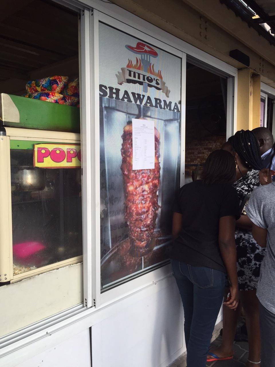 Titto's Shawarma