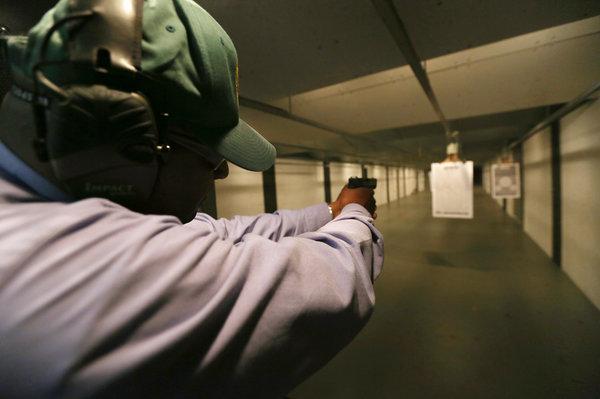 Go to a gun range