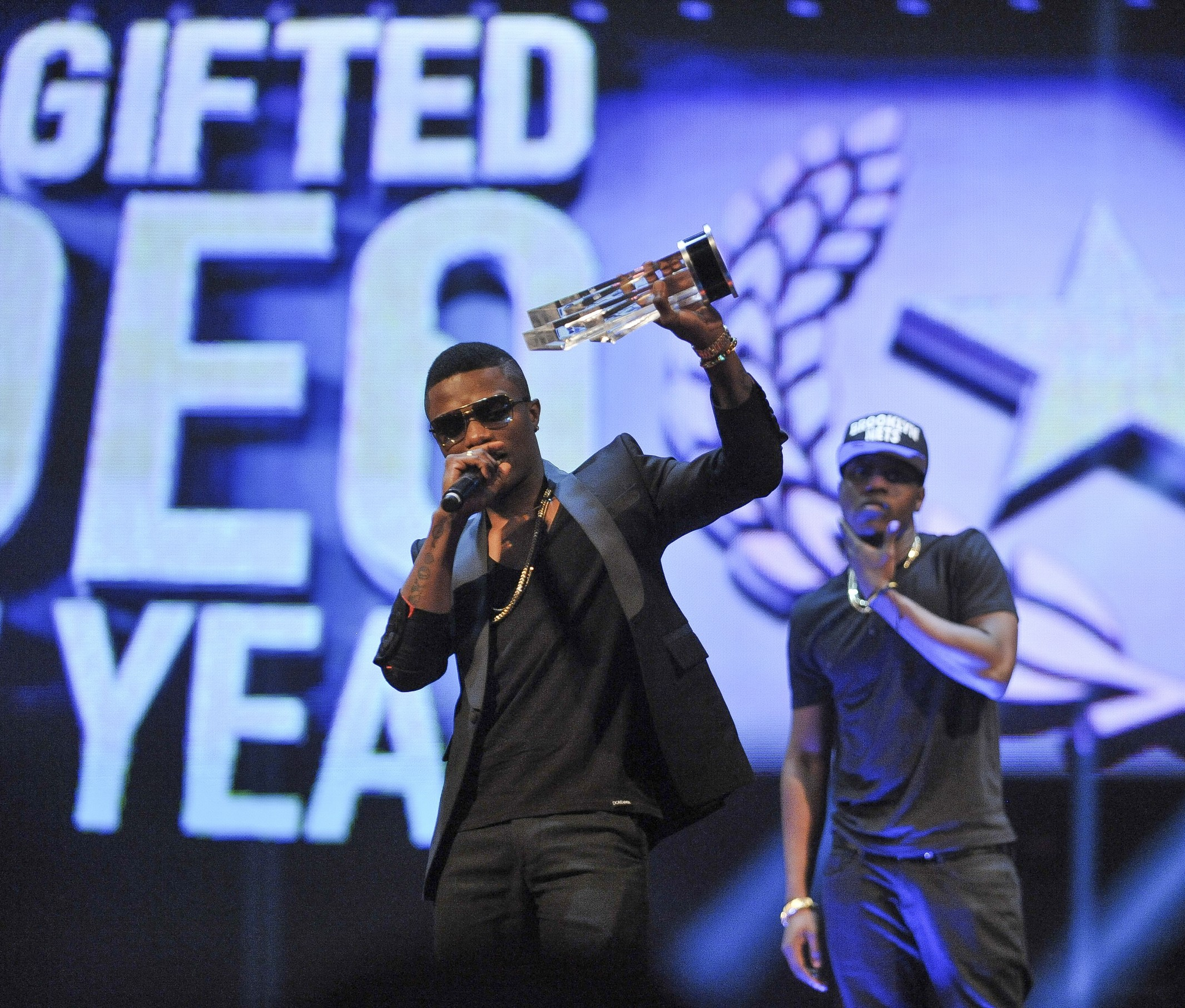 Get a memorable award