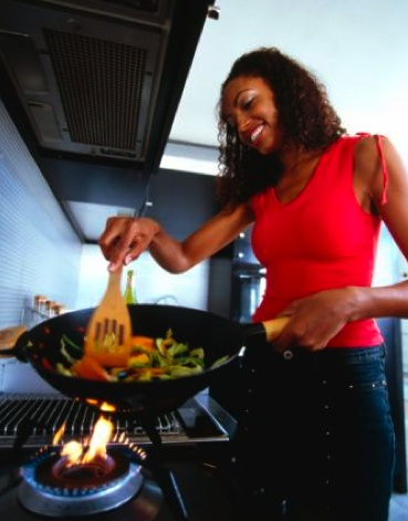 Make many female friends that love to cook