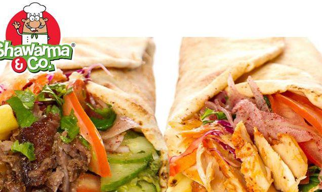Shawarma & Cor