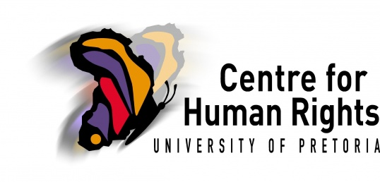 Center for human rights university of pretoria-dissertation