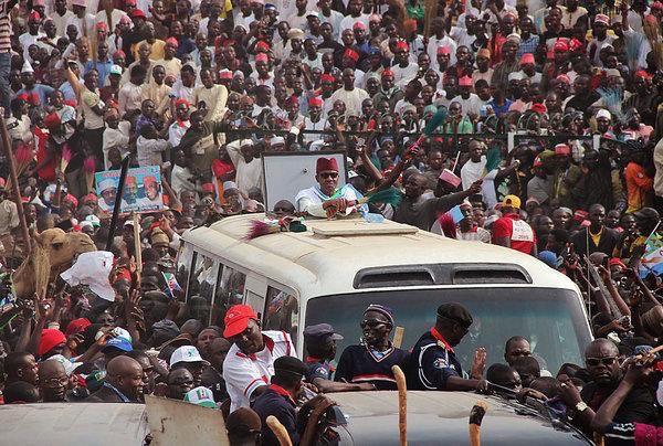 buhari celebrate