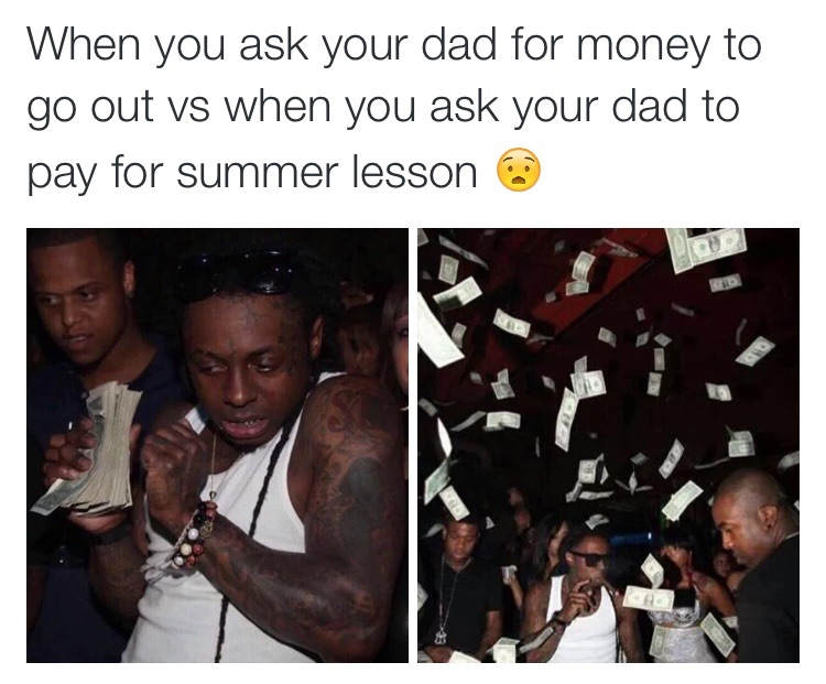 father money