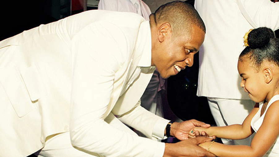 daddy-daughter-jayZ-and-Blue-ivy