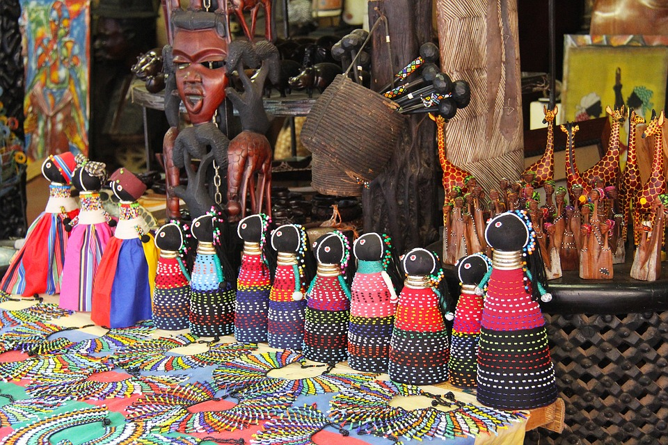 Arts and crafts in Johannesburg