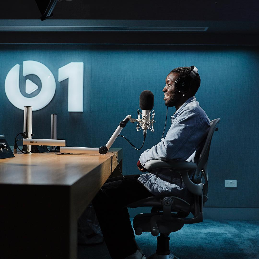 "Odunsi the Engine sits with host Julie Adenuga on Beats 1 following the release of his single, ""Tipsy"" featuring Raye."
