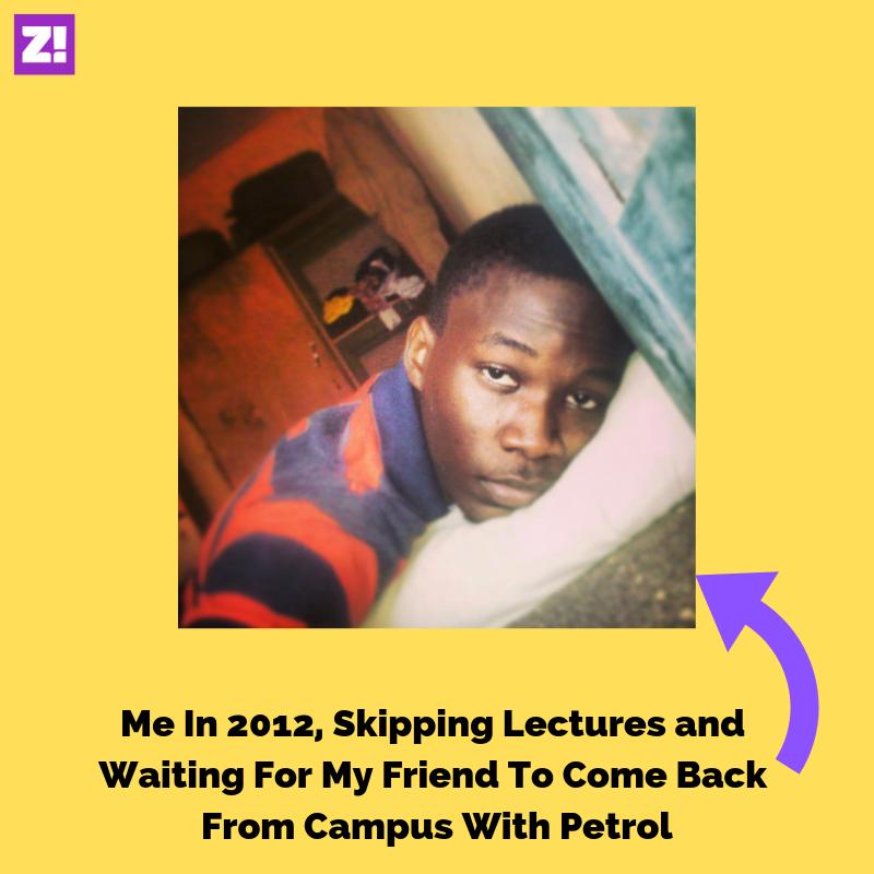 Segun skipping classes