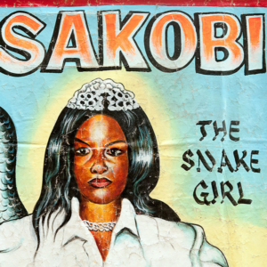 Sakobi the Snake Girl