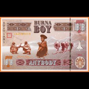 Burna Boy's \