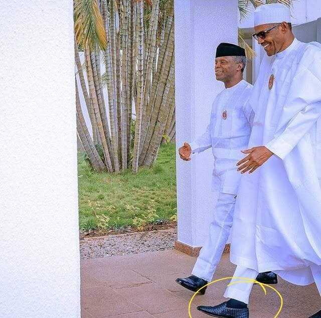 Happy Anniversary To The Buharis! 2