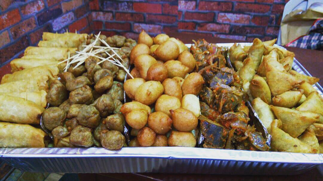 What would you take out of small chops?