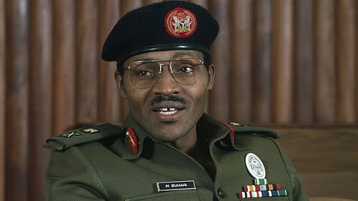 Happy Anniversary To The Buharis! 1