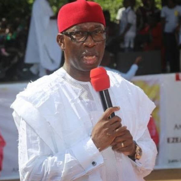 Ifeanyi Okowa is not the governor the Cross Rivers State.