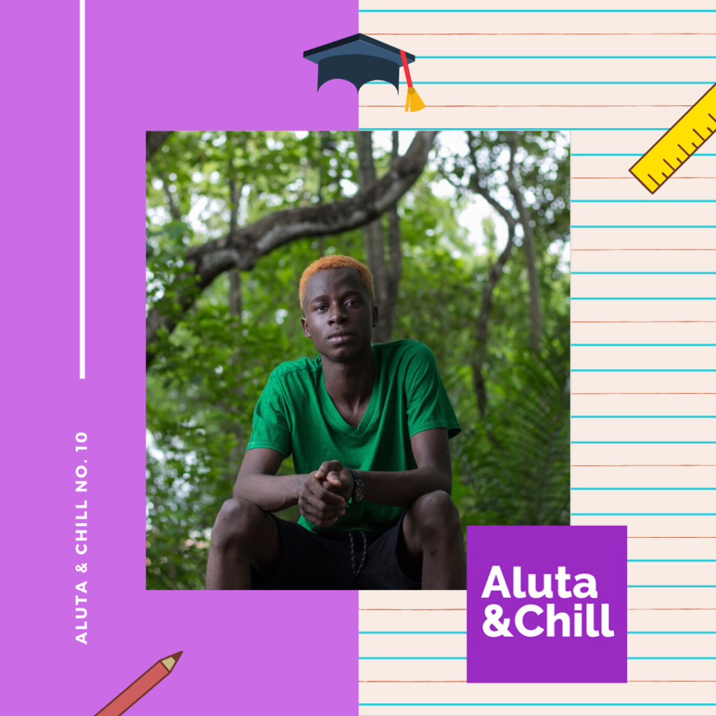 School Wasn't Cutting It For Him, So He Turned To Music: Bisi's Aluta and Chill 1