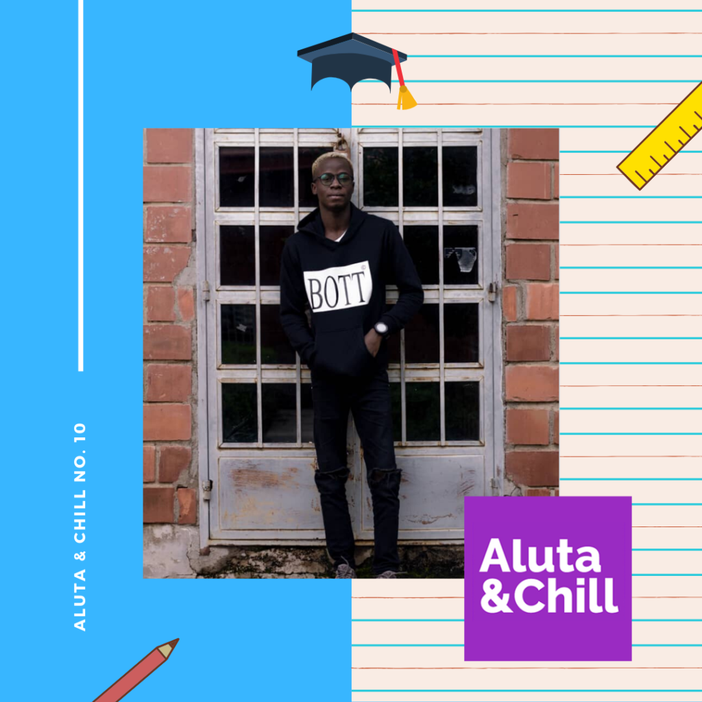 School Wasn't Cutting It For Him, So He Turned To Music: Bisi's Aluta and Chill 5