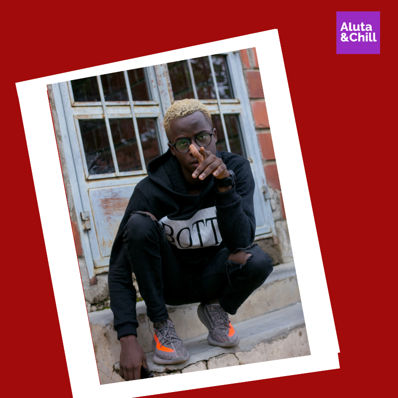 School Wasn't Cutting It For Him, So He Turned To Music: Bisi's Aluta and Chill 3