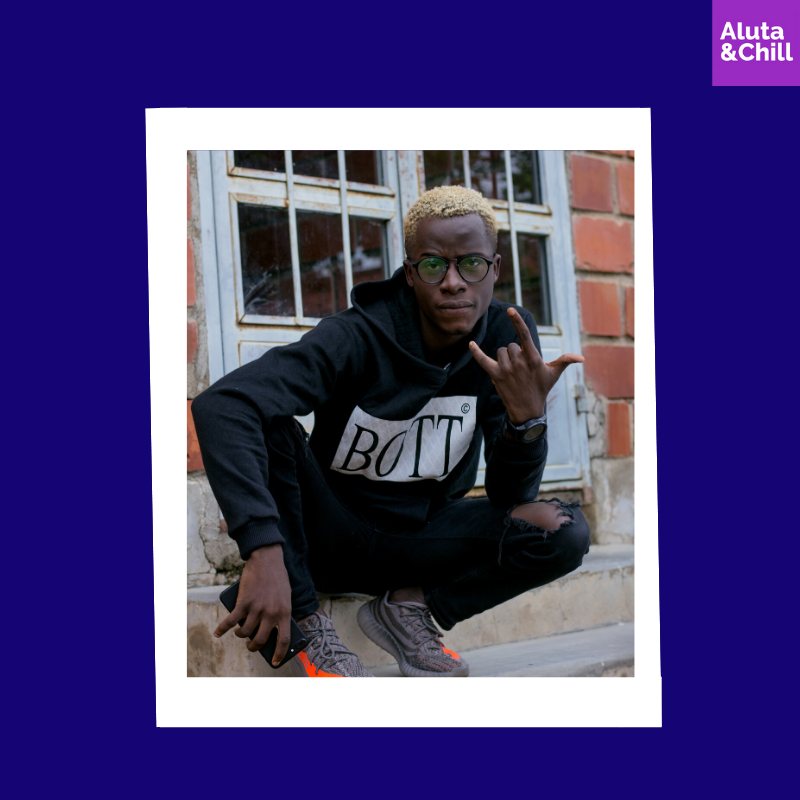 School Wasn't Cutting It For Him, So He Turned To Music: Bisi's Aluta and Chill 2