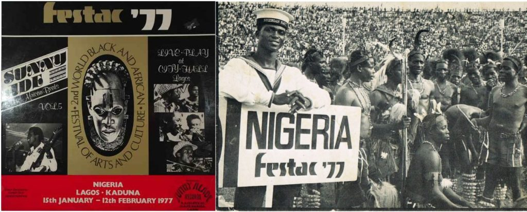 Let's Hear It For FESTAC '77! 3
