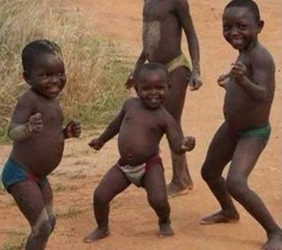 dancing kids medilag