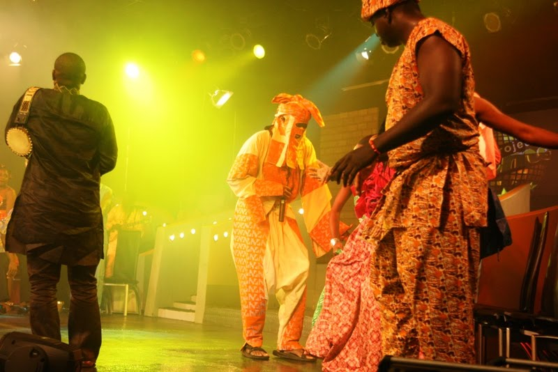 """The song """"Naija Must Sweet Again"""" was produced off the Lagbaja cassette released in 1994."""