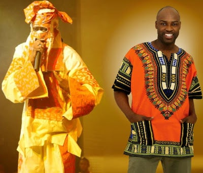 Lagbaja started wearing the mask to conceal a facial scar he got after a biking accident when he was 21.