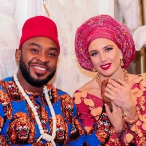 Nonso and Deirdre (The Wedding Party 2)