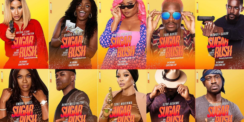 Nollywood or Hollywood? Who Won the Battle in February as Moviegoers Spent N412m in Nigerian Cinemas