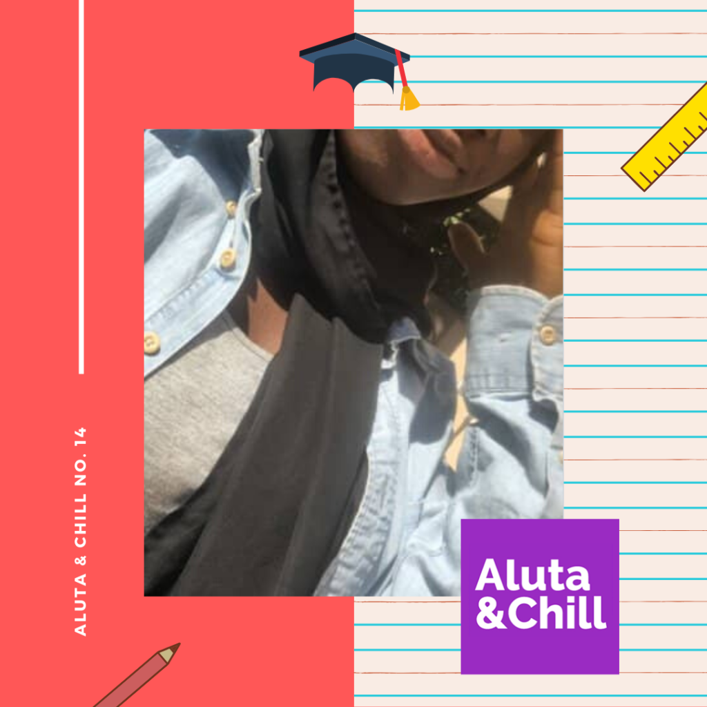 Discovering Her Sexuality In University: Aisha's Aluta and Chill 1