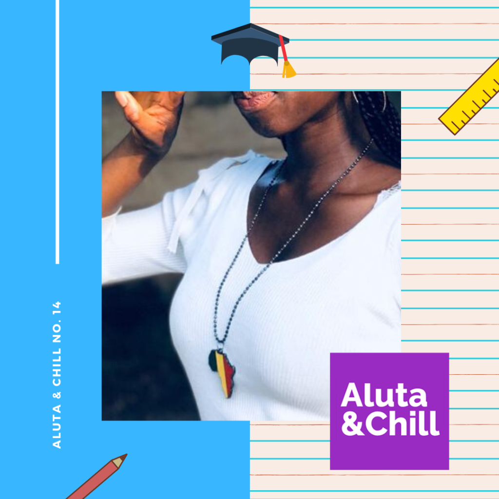 Discovering Her Sexuality In University: Aisha's Aluta and Chill 6