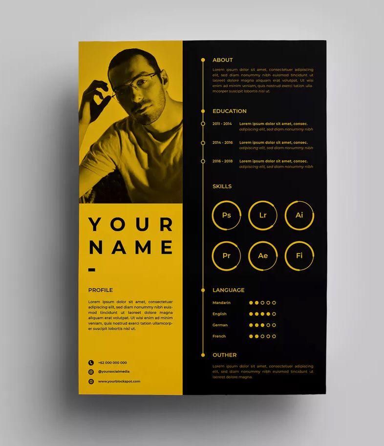 Creative CV Zikoko