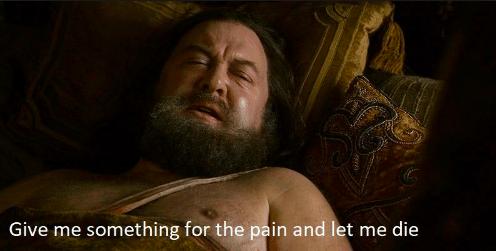 Robert Baratheon Lagosian