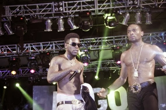 D'banj and burna boy shirtless, Zikoko, half-naked