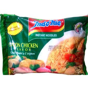Onion Chicken