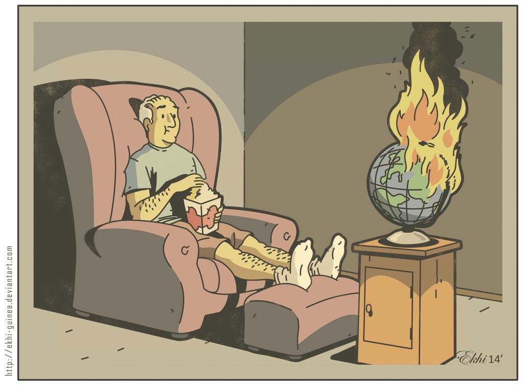 stress management world burning