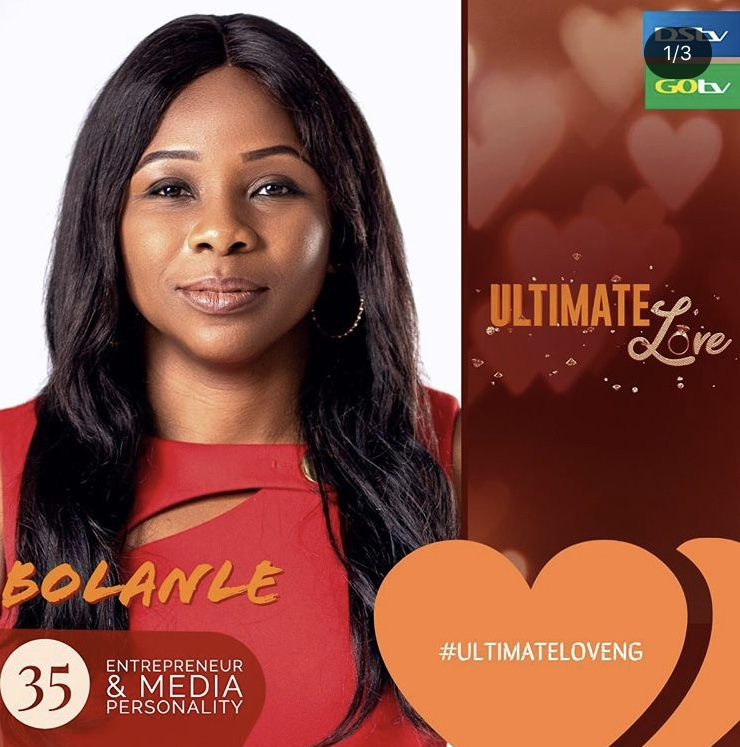 Bolanle, ultimate love chat with aunty