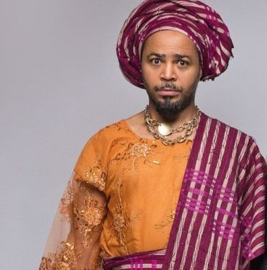 Ramsey Nouah crossdressing used an illustration for wrong comments about last borns