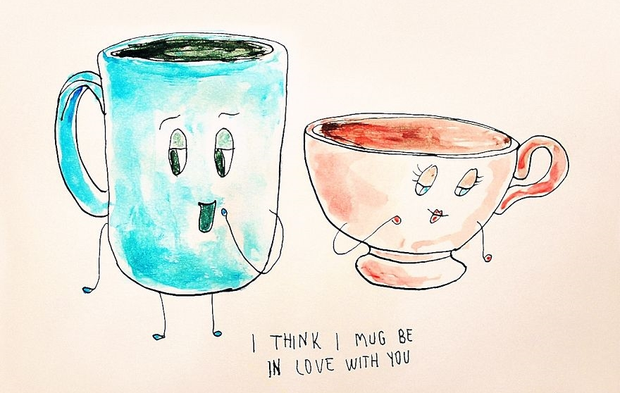 15 Love Puns To Butter Up Your Lover Before Valentine's Day Sex 6