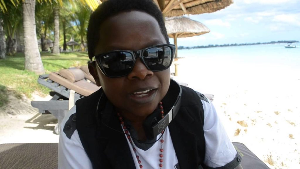 Nigerian mother sunglasses