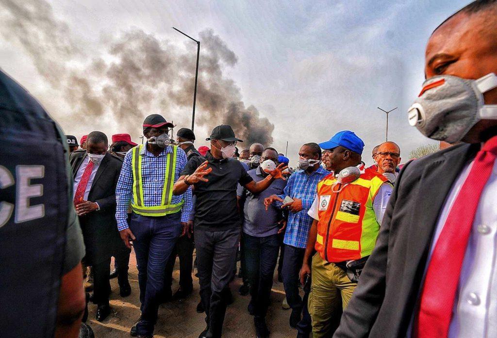 Nigeria disaster relief