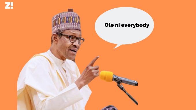 Nysc what next, Buhari